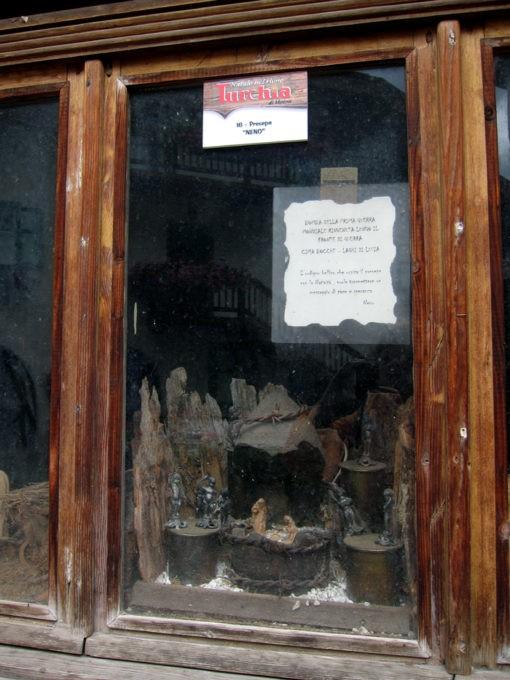 Bottega artigiana al Rione Turchia di Moena