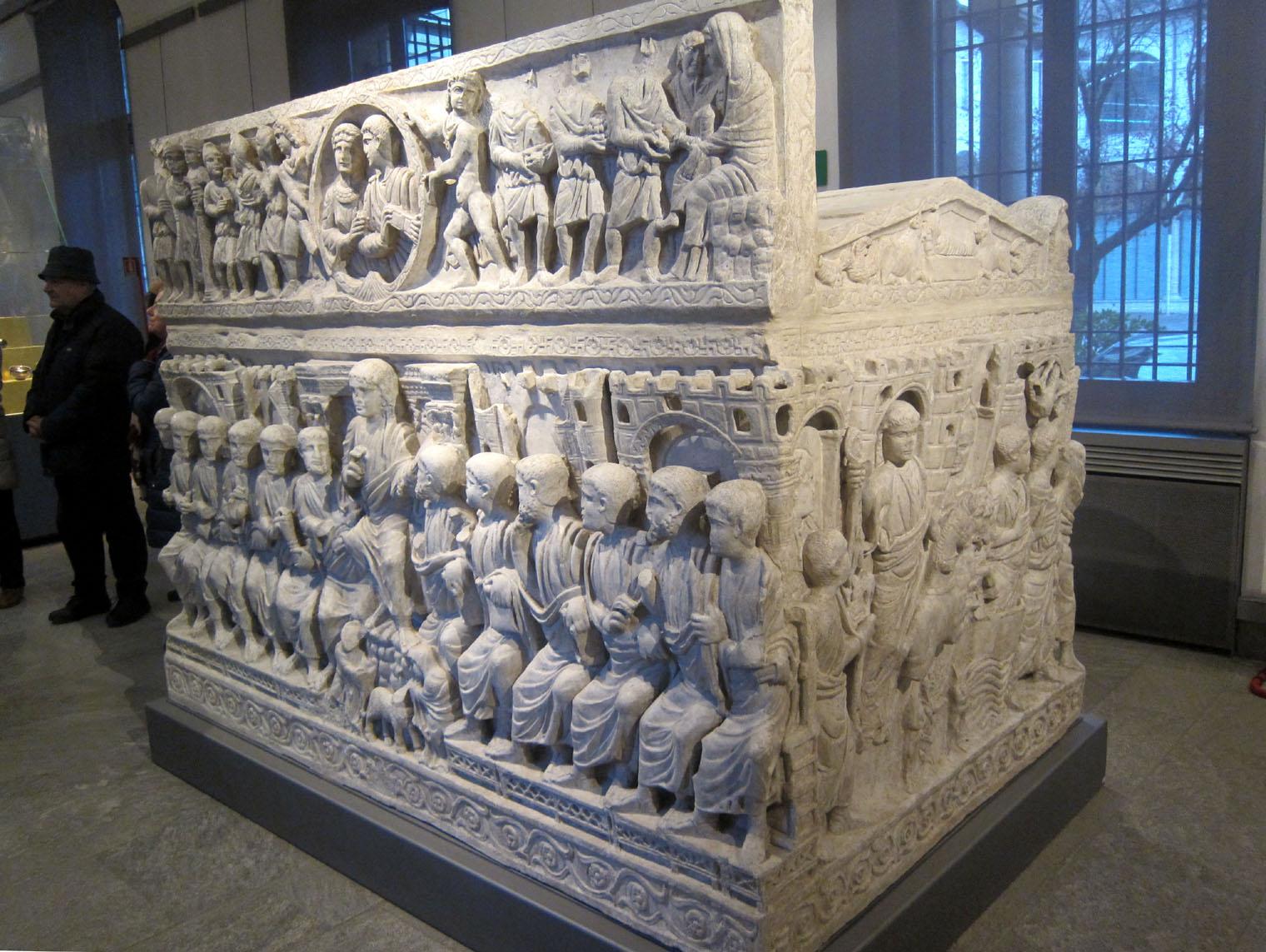 Sarcofago museo diocesano
