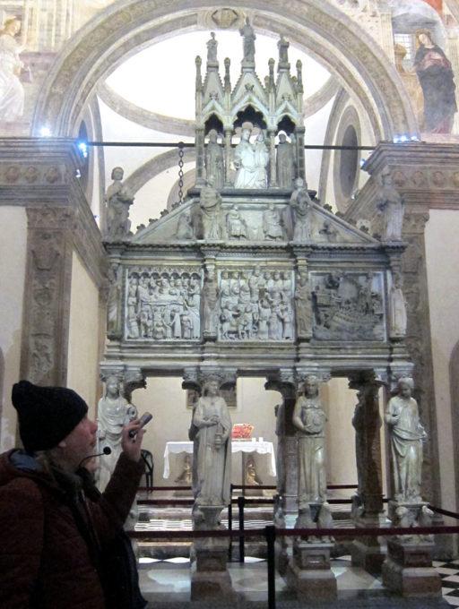 Cappella Portinari Sant'Eustorgio Milano