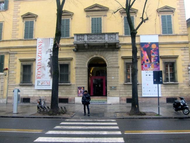 Mostra Kandinsky Cage a Palazzo Magnani di Reggio Emilia