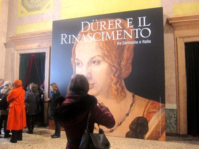 Mostra Dürer e il Rinascimento a Palazzo Reale a Milano