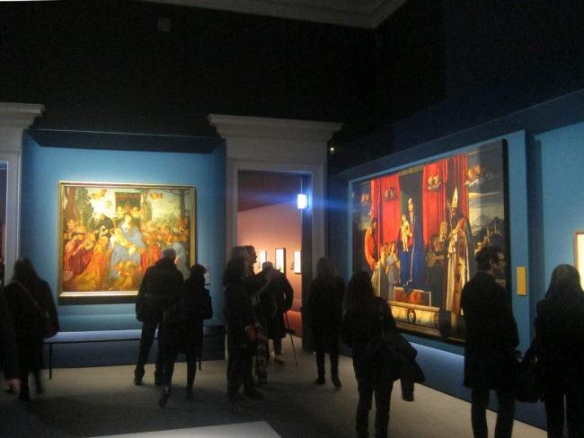 Mostra su A. Dürer a Milano