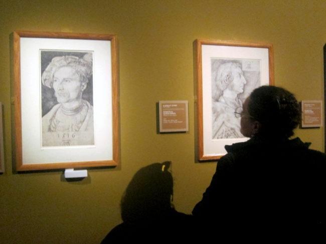 Stampe alla mostra di Dürer
