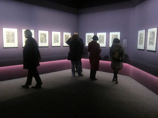 Incisioni di Dürer alla mostra di Milano