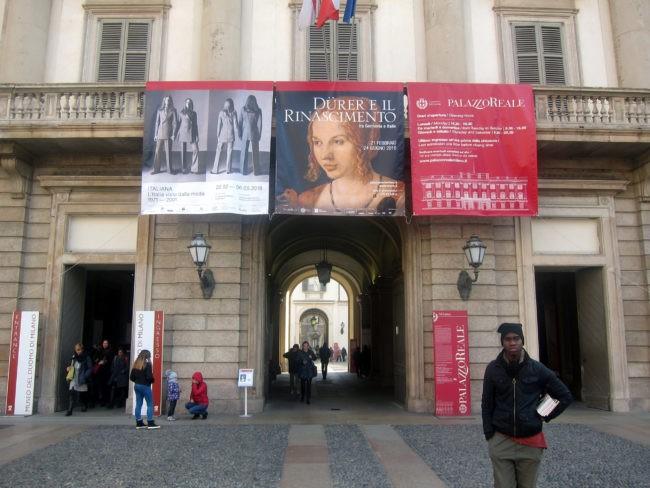 Mostra su Dürer e il Rinascimento a Palazzo Reale di Milano
