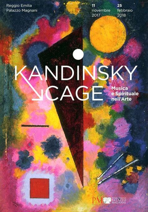 Kandinsky Cage lo spirituale nell'arte, manifesto