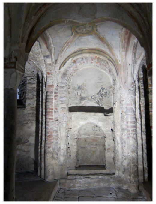 Cripta longobarda di Sant'Eusebio a Pavia