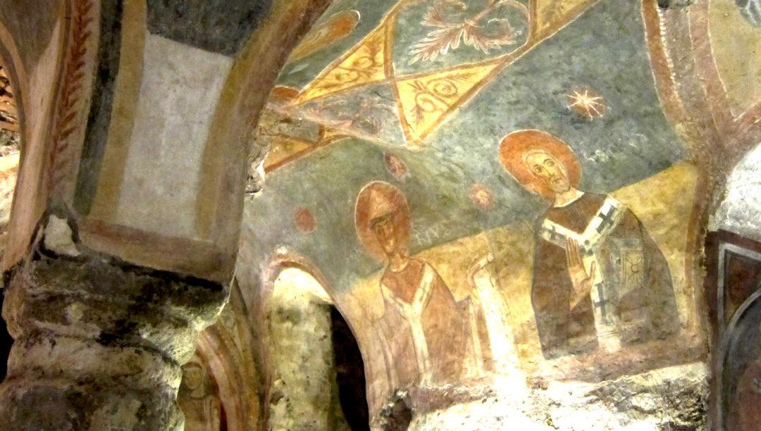 Cripta longobarda di San Giovanni Domnarum a Pavia