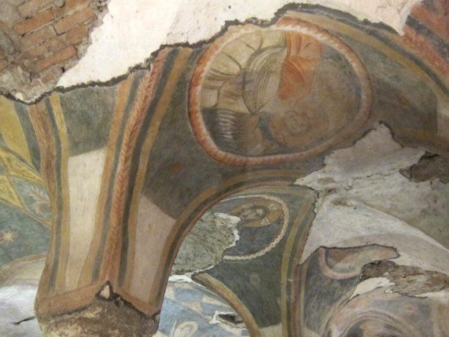 Volte della cripta S. Giovanni Domnarum a Pavia