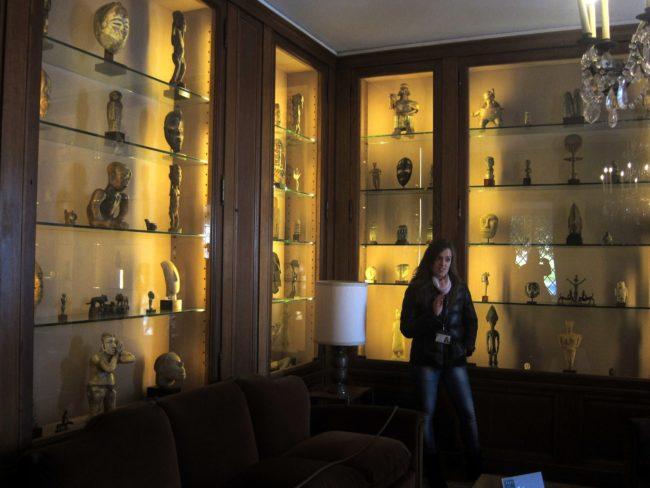 Collezioni d'arte di Villa Balbianello