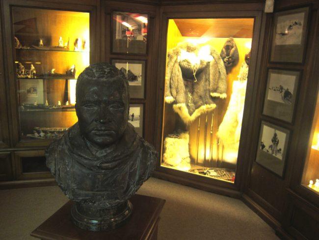Museo delle Spedizioni di Guido Monzino a Villa Bilbianello