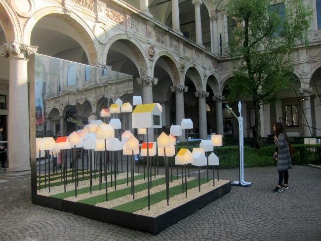 Fuorisalone del Mobile Milano case