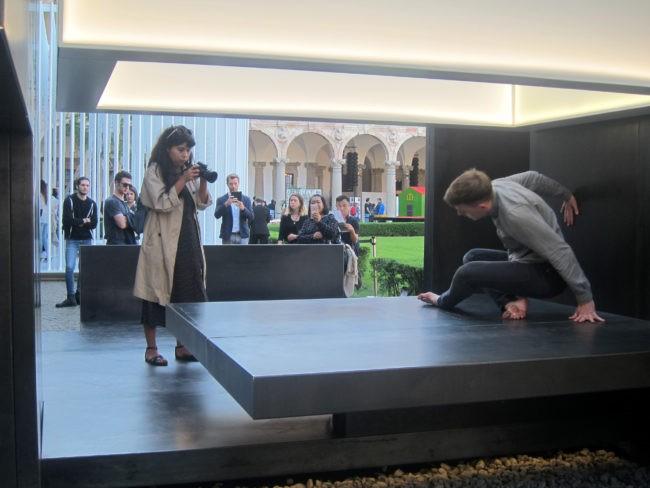 Fuorisalone del Mobile Milano performance