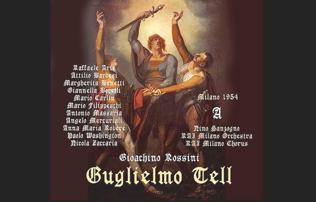Rossini opera lirica
