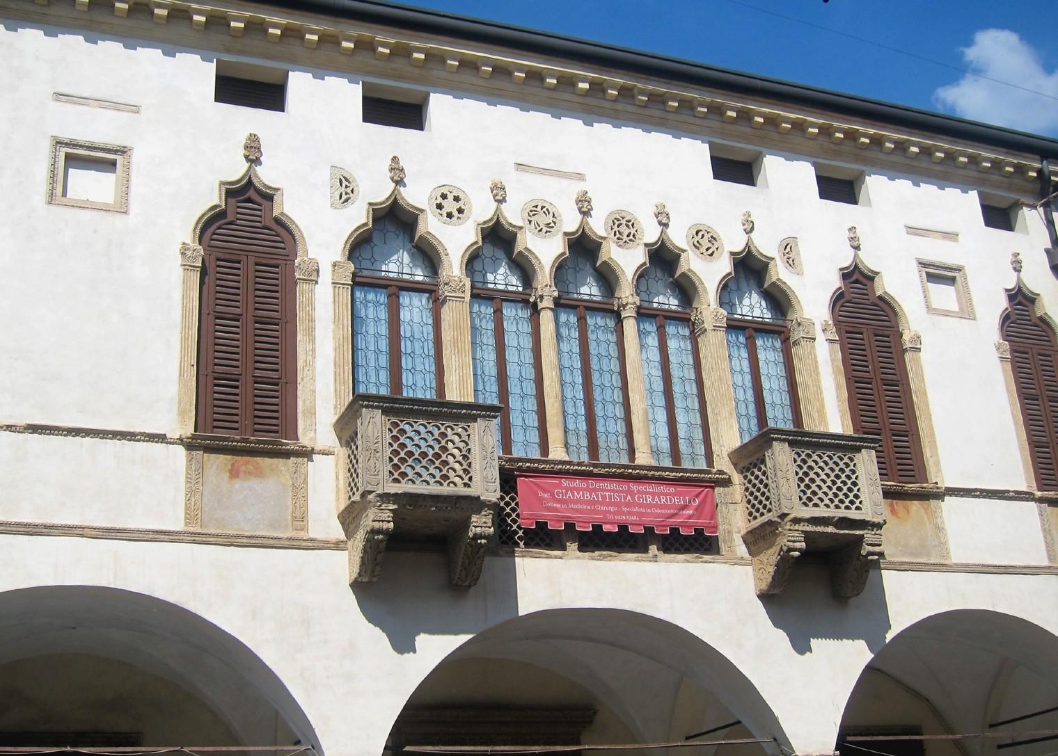 Palazzo gotico di Montagnana