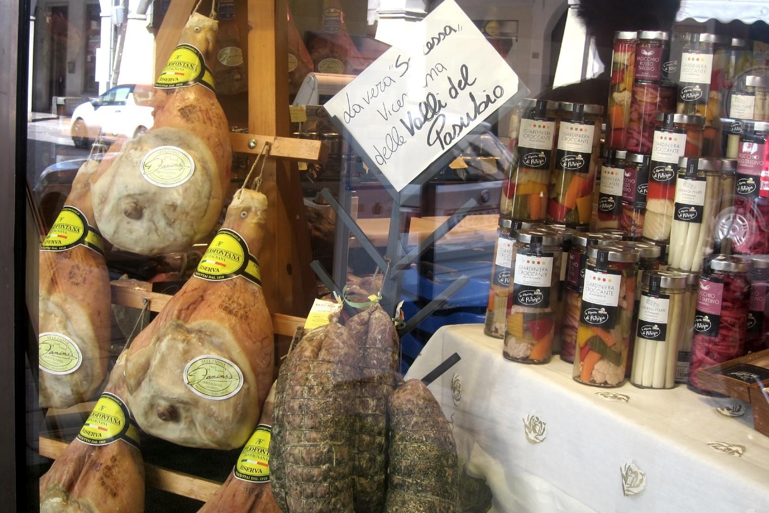 gastronomia di Montagnana