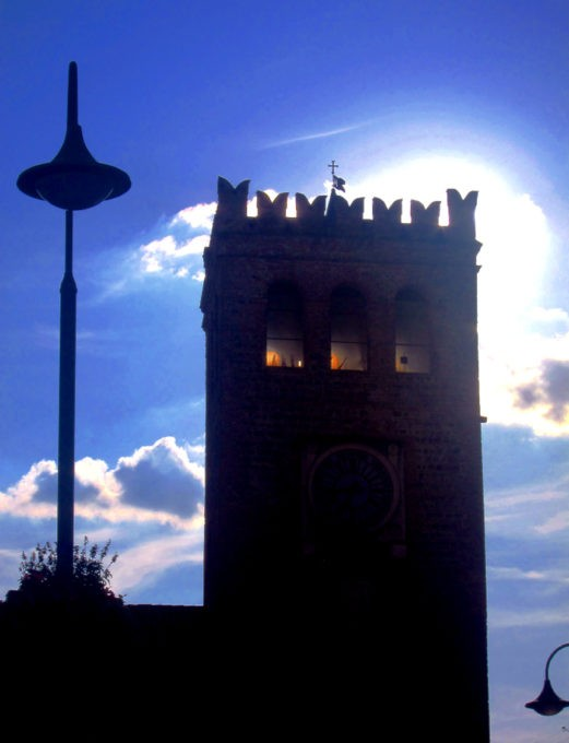 Monselice torre civica