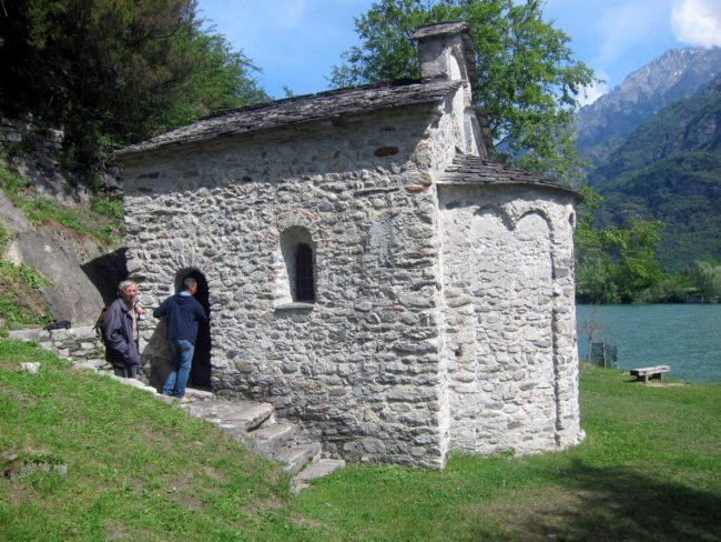 Oratorio San Fedelino Val Chiavenna