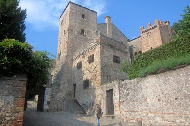 Castello Cini di Monselice