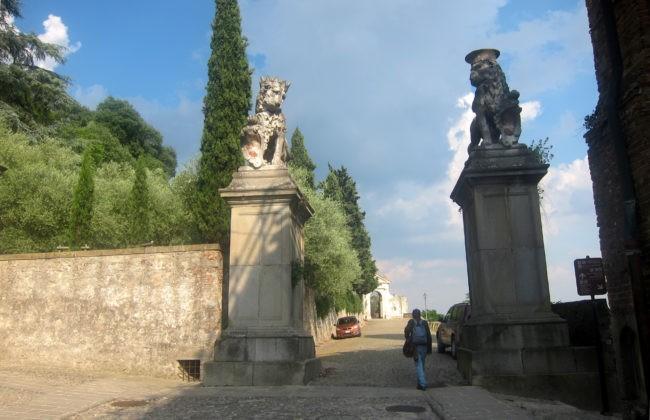 Porta dei Leoni a Monselice