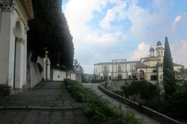 Via Sacra Sette Chiese e Villa Duono Monselice