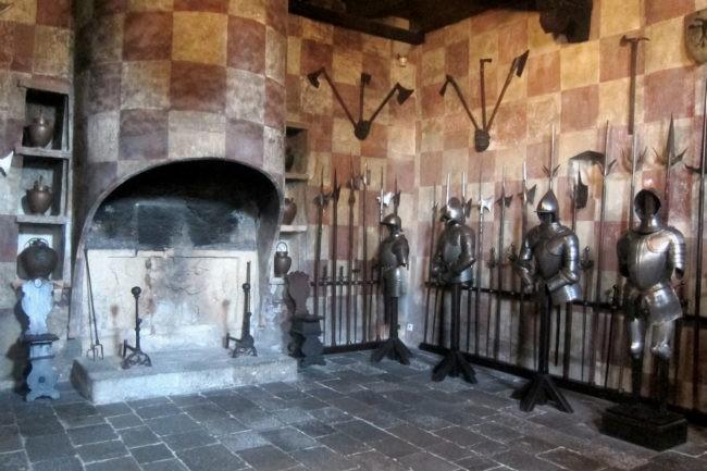 Armeria Castello Cini di Monselice