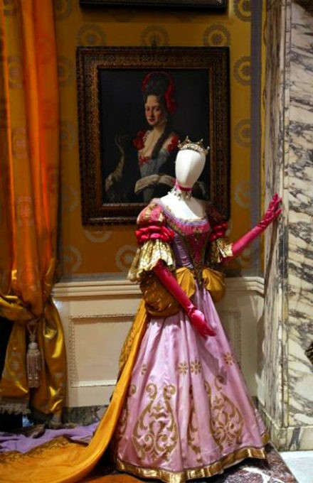 Mostra Rossini museo Scala