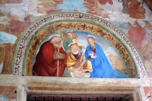 Gaudenzio Ferrari Madonna di Loreto