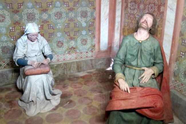 Il sogno di Giuseppe Sacro Monte di Varallo