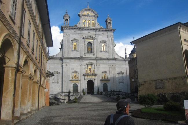 Santuario dell'Assunta Sacro Monte di Varallo