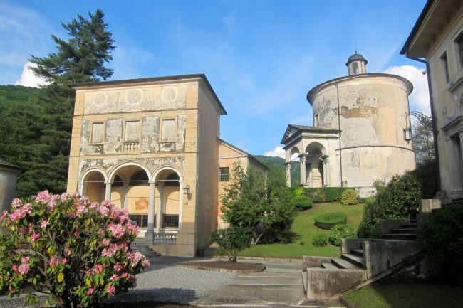 Cappelle del Sacro Monte di Varallo
