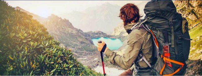 turismo dolce sulle Alpi