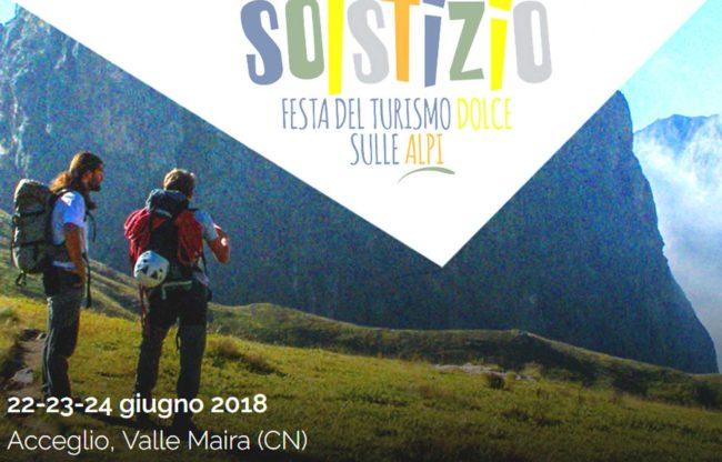 solstizio turismo dolce sulle Alpi