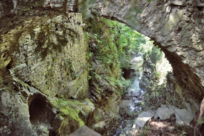 Ponte del Crottd el Pepott