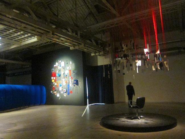 hangar bicocca primo spazio espositivo