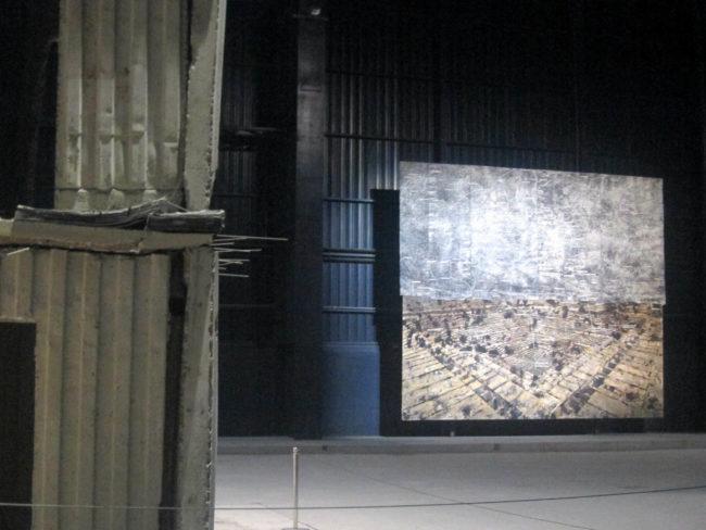 hangar bicocca particolare i sette palazzi celesti anselm kiefer