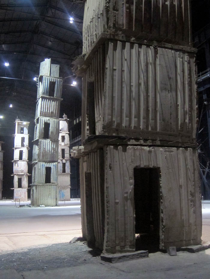 hangar bicocca i sette palazzi celesti anselm kiefer