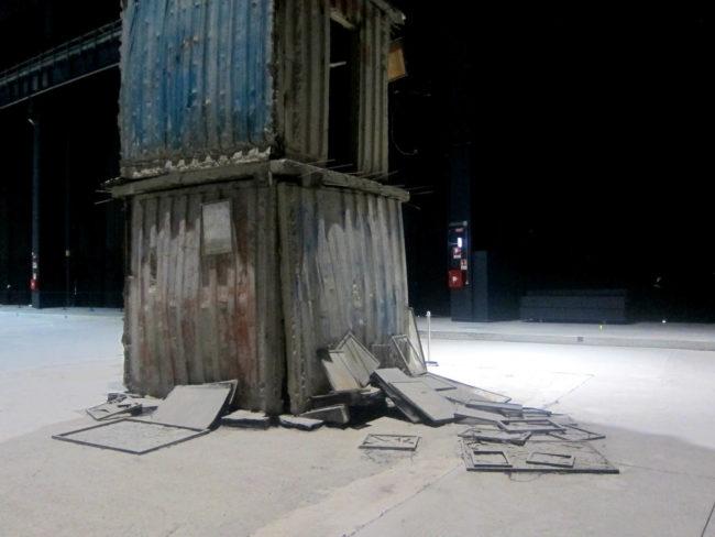 hangar bicocca particolare torri anselm kiefer