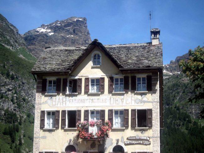 Pensione Fattorini all'Alpe Devero