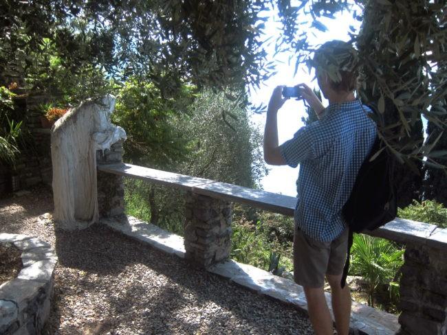 Fotografando i fantasmi al Castello di Vezio