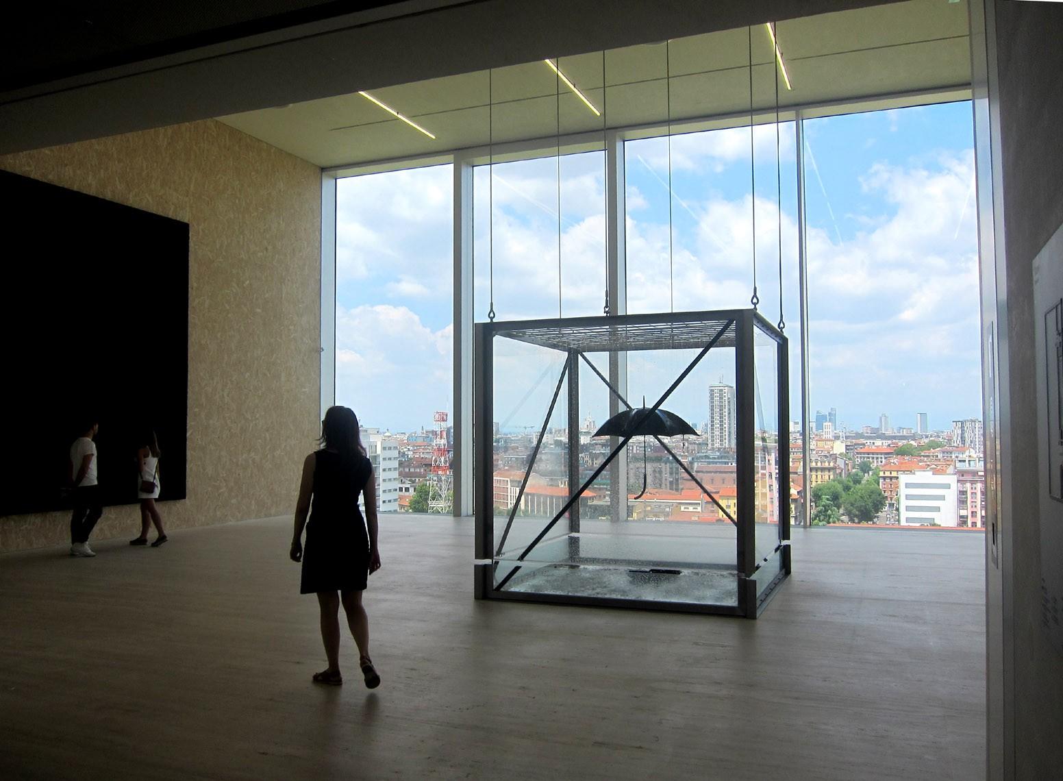 arte alla Fondazione Prada