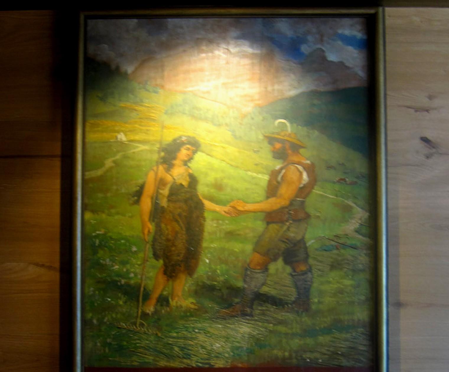 Alfred Roller: salvans valli ladine