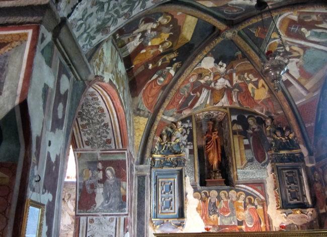 Cappella della Madonna Baceno