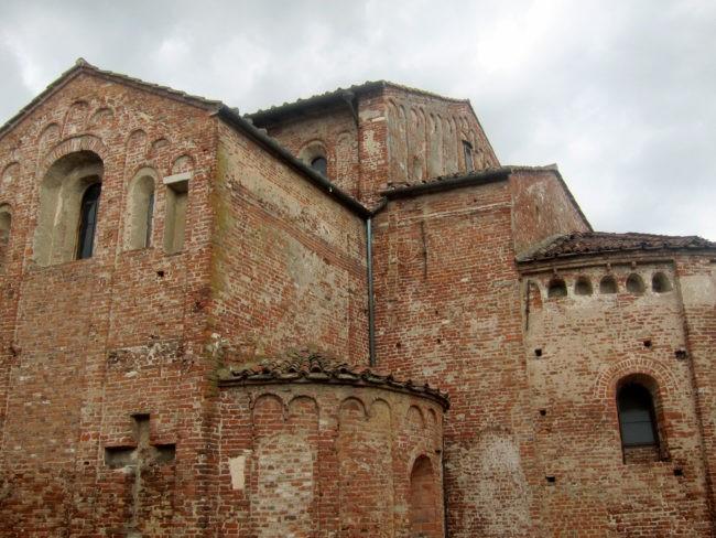 Chiesa di Teodolinda a Lomello