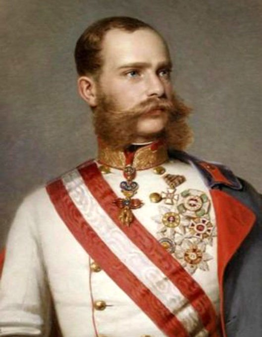 Francesco Giuseppe d'Austria