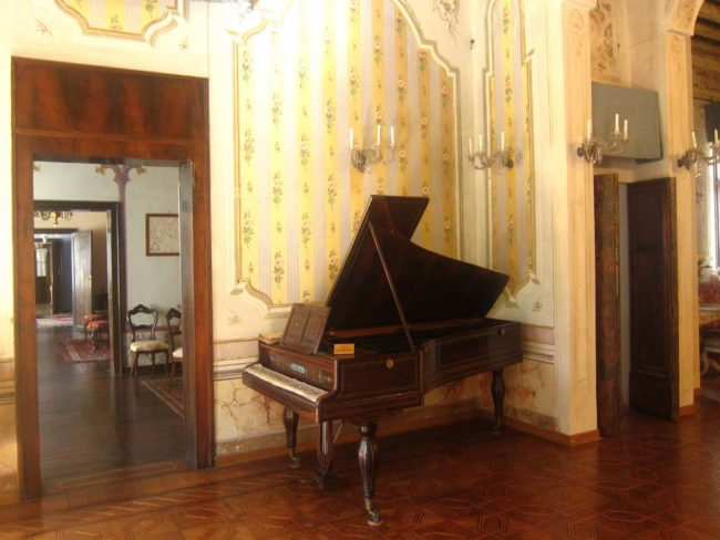 Villa Ca' Conti interno