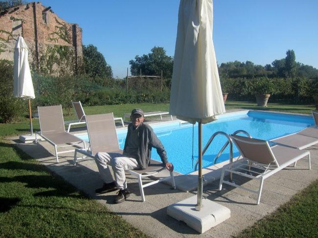 dominio di bagnoli piscina