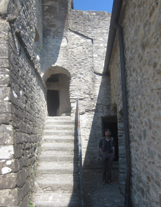 castello del Piagnaro Pontremoli