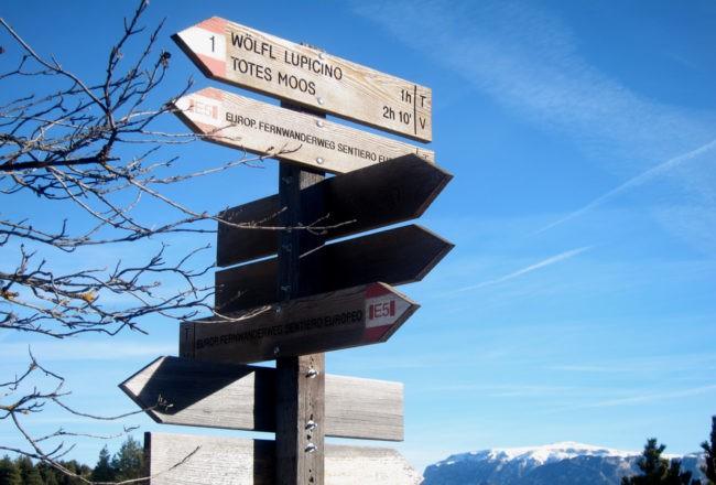 sentiero europeo 5