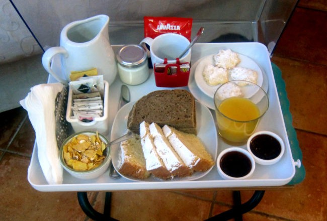 colazione a cà du ferrà